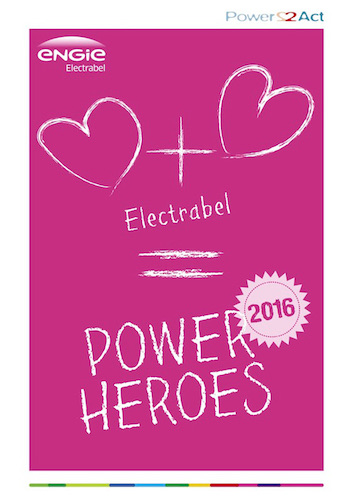 Engie Electrabel – Power2Act 2016