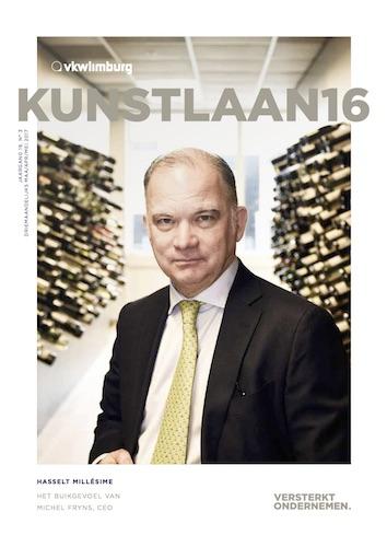 Kunstlaan 16, het ledenmagazine van VKW Limburg